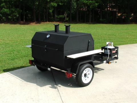 custom built grills
