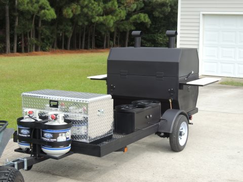 competition bbq grills