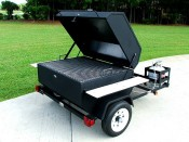 44 x 60 Pull behind Propane Grill