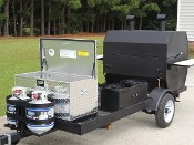GC10 - 44 x 60 Pull behind Combo Grill